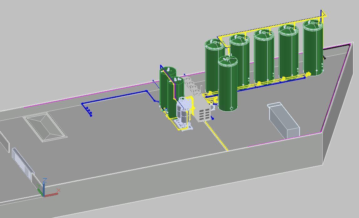Station biogaz